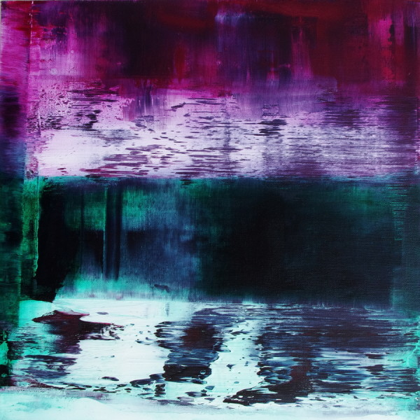 Night Crossing IV by Richard Heys