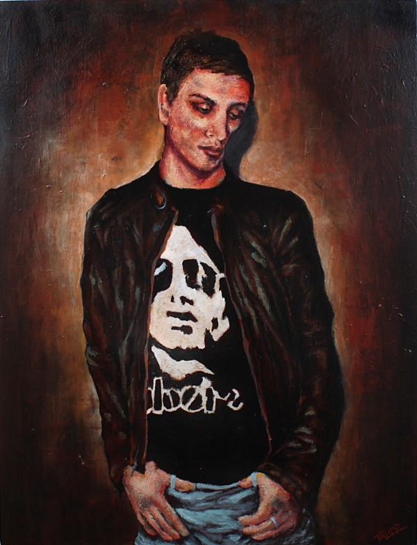 Man In A Borrowed Coat by Terri Maxfield Lipp