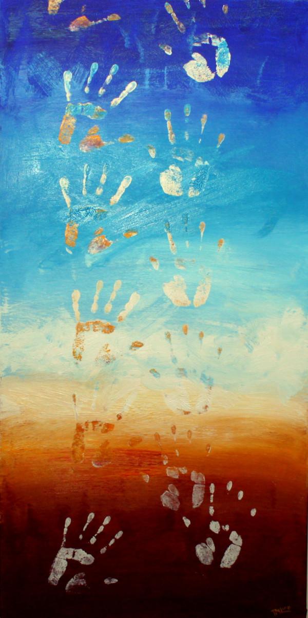 A Week Of Overreaching by Terri Maxfield Lipp