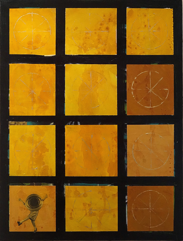 Making Peace With Yellow by Terri Maxfield Lipp