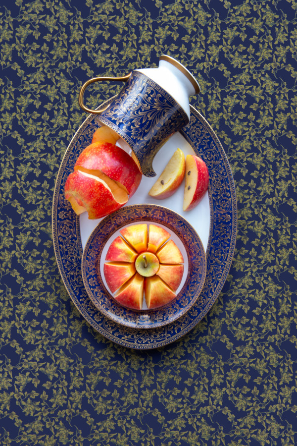 Sango Aristocrat with Apple by JP Terlizzi