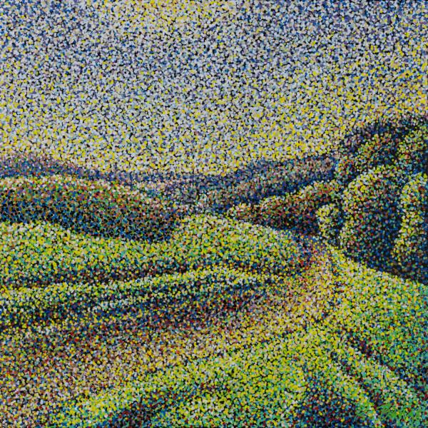 Hills Full of Gold by Rebecca Bangs