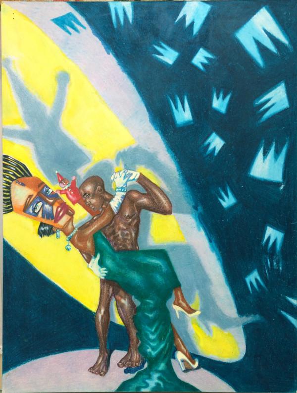 Jealous Gods #3: Overshadowed by J. Alan Cumbey