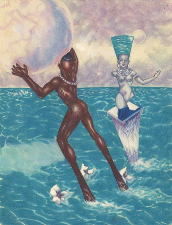 Aqua Longa by J. Alan Cumbey