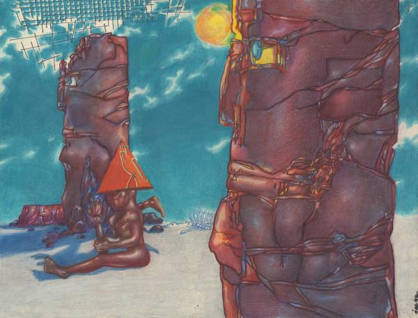 Jealous Gods #4: Wasteland by J. Alan Cumbey