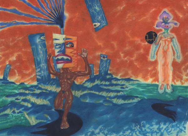 Jealous Gods #1 by J. Alan Cumbey