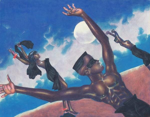 Untitled (Dean) by J. Alan Cumbey
