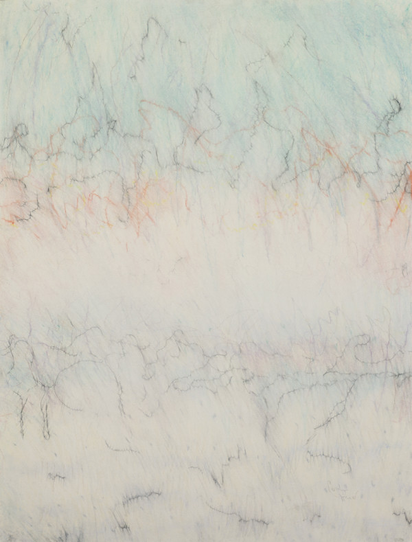 Carolyn Kramer的《Spring Strata》