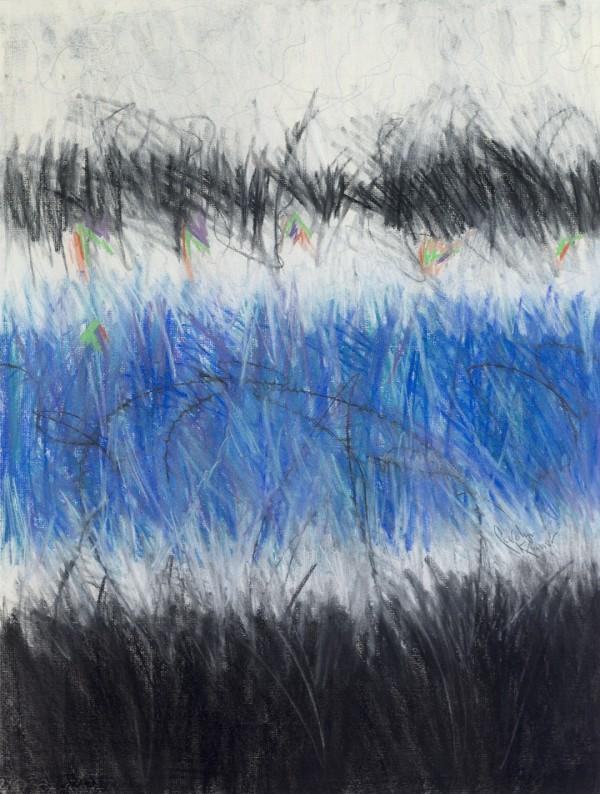 蓝宝石地层-卡洛琳克莱默留下的双连图