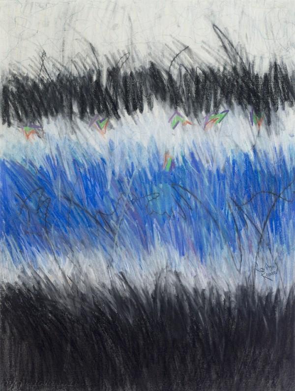 蓝宝石地层-双连图右由卡罗琳克雷默