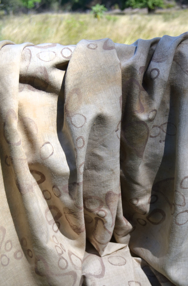 Bones in Taupe I by Ellen Howell