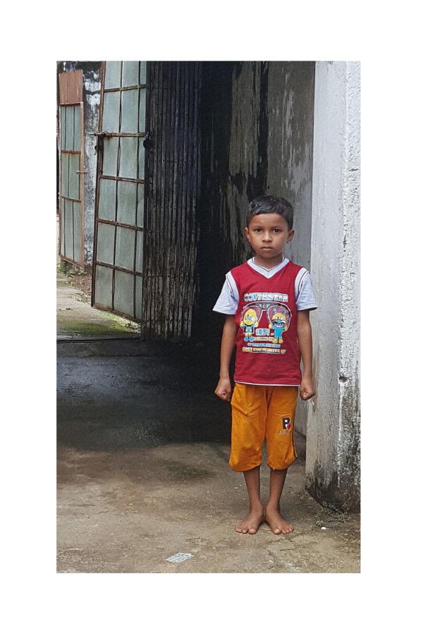Odisha Boy by Ellen Howell