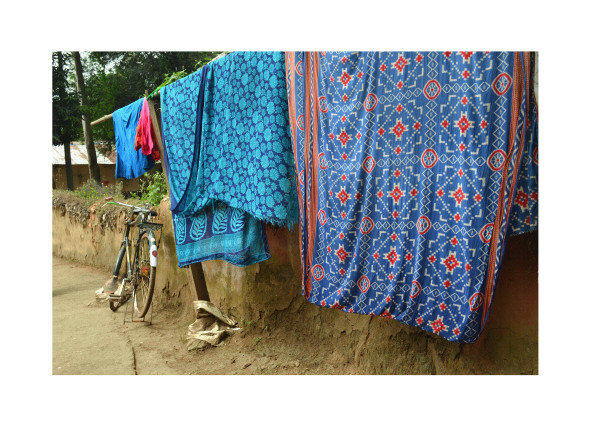 Village Textiles by Ellen Howell