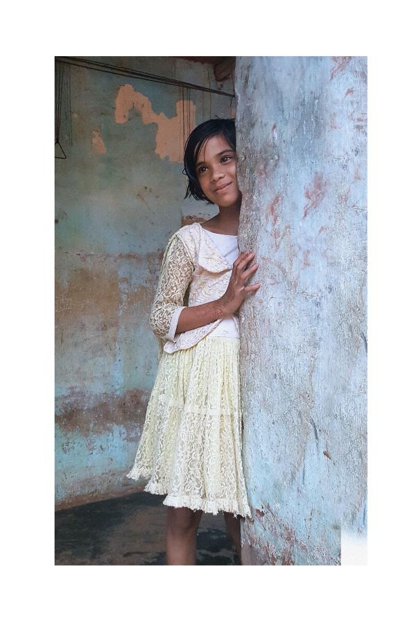 Odisha Girl by Ellen Howell