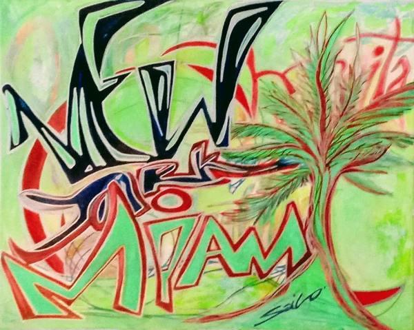 New York to Miami by Sai Collins
