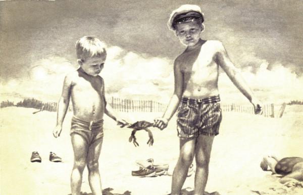 Beach Boys by Jessica Glenn
