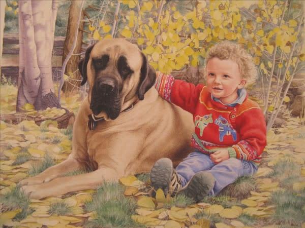 Nandi & Holden by Jessica Glenn