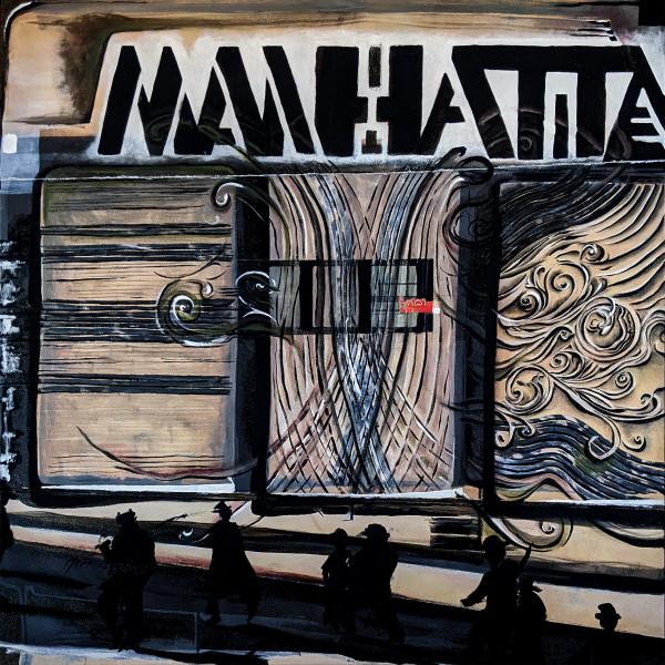 Manhatta by Caroline Baker