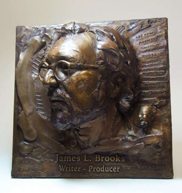 James L. Brooks for Emmys Hall of Fame by Richard Becker
