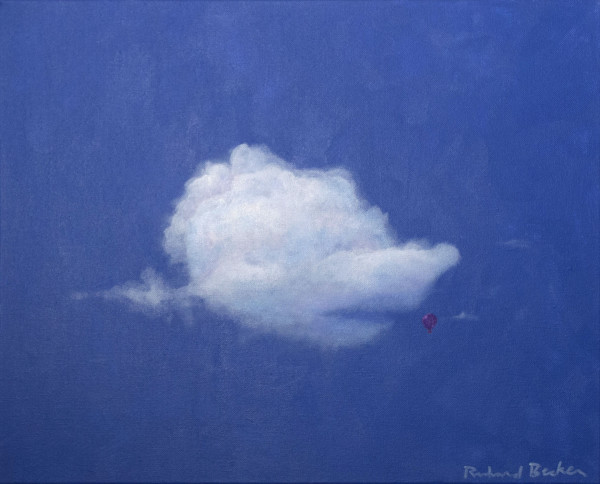 Balloon Cloud II by Richard Becker