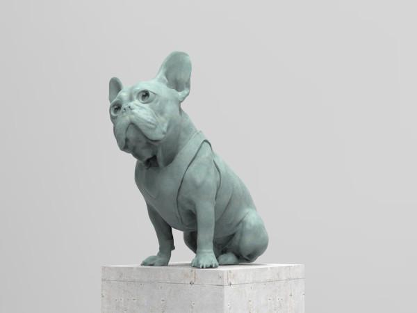 . The Pup by Richard Becker