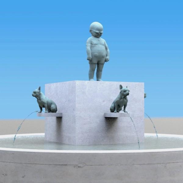 ... Children's Pool by Richard Becker