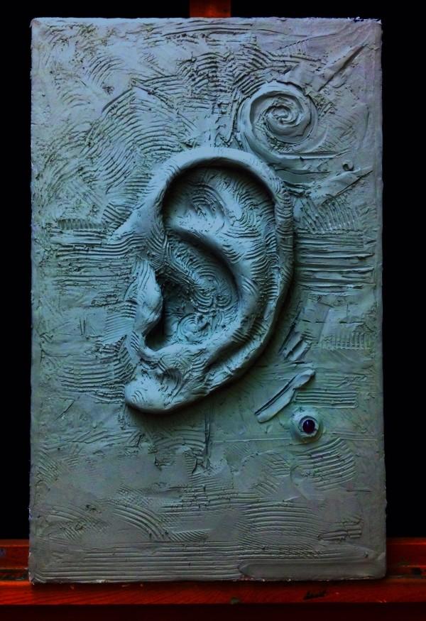 Ear by Richard Becker