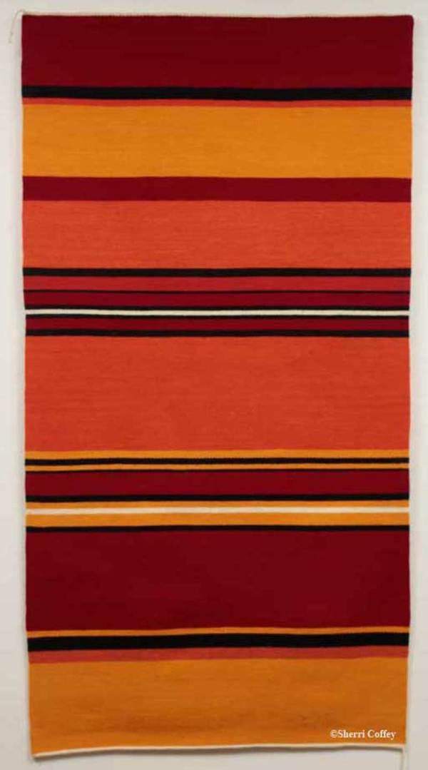 Golden Stripe by Sherri Woodard Coffey