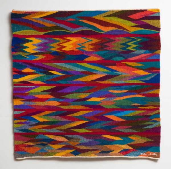 Razzle Dazzle by Sherri Woodard Coffey