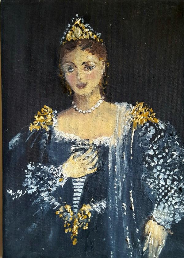 Princess Alexandra by Andrea Sartori