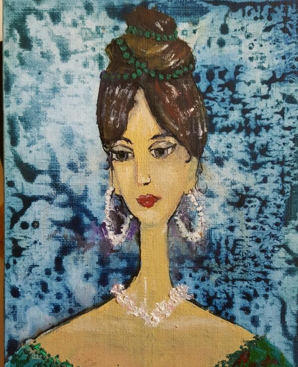 Gabrielle by Andrea Sartori