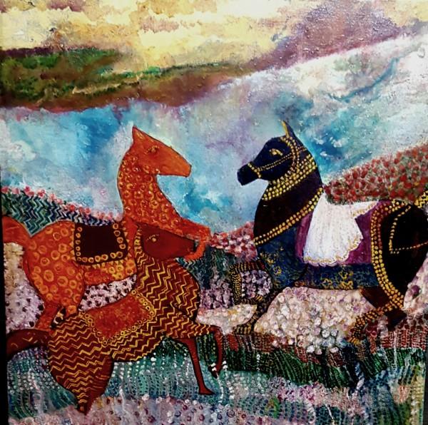 War Horses by Andrea Sartori