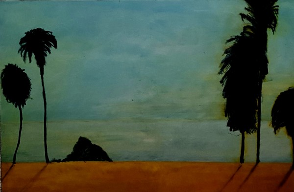 Wahabi Desert by Andrea Sartori