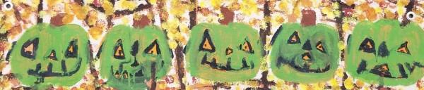 Five Little Pumpkins by Will V