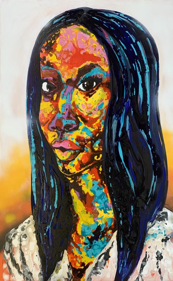 Denali Berries Stuckey. - by Erin Kendrick