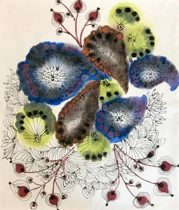 Finding Your Joy by Debra Sutherland Core  Fine Art