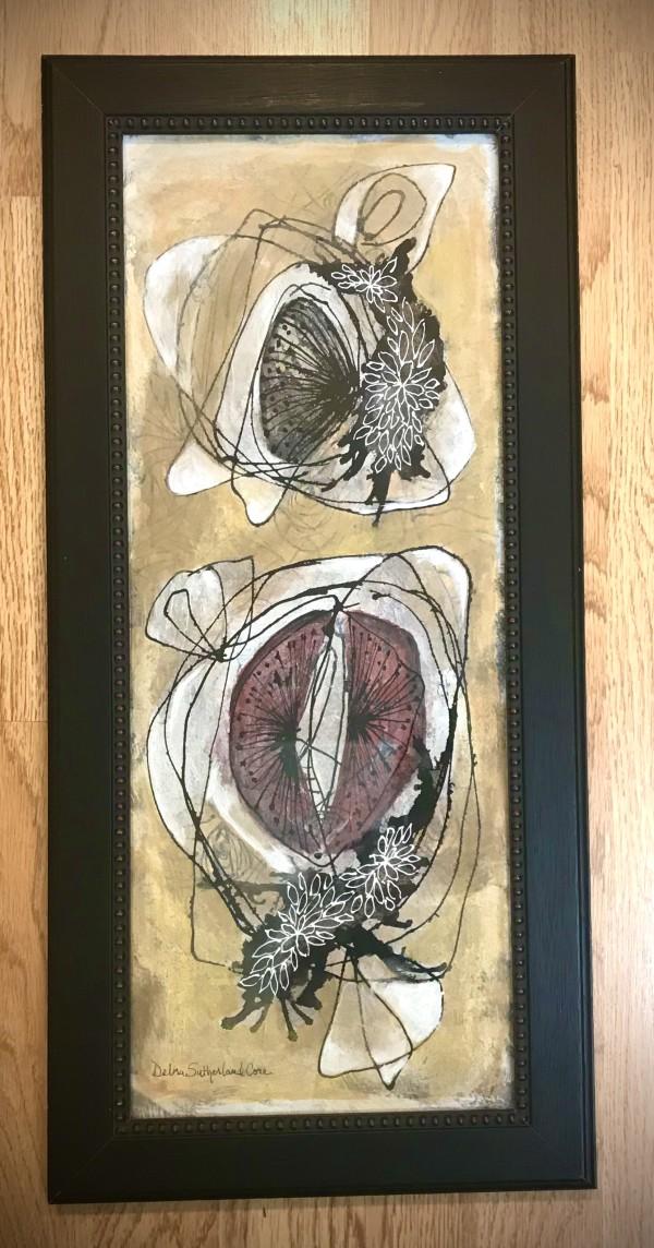 Keep Going by Debra Sutherland Core  Fine Art