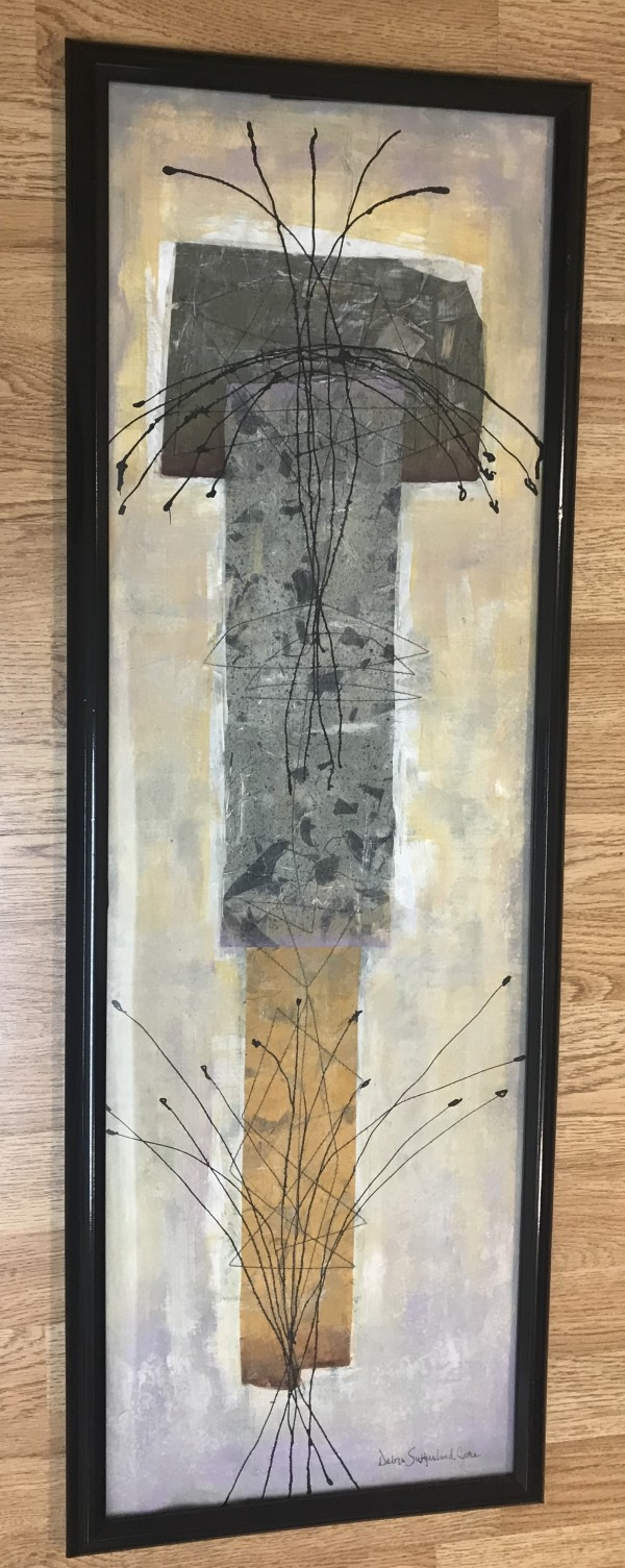 All Things in Balance by Debra Sutherland Core  Fine Art