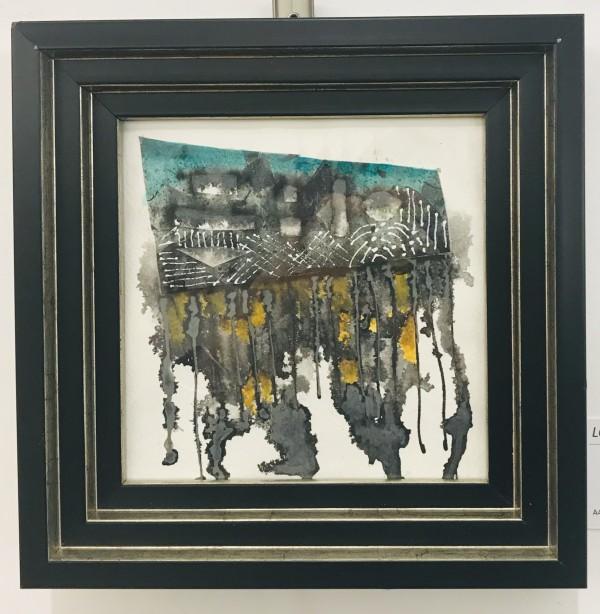 Look Between the Lines by Debra Sutherland Core  Fine Art