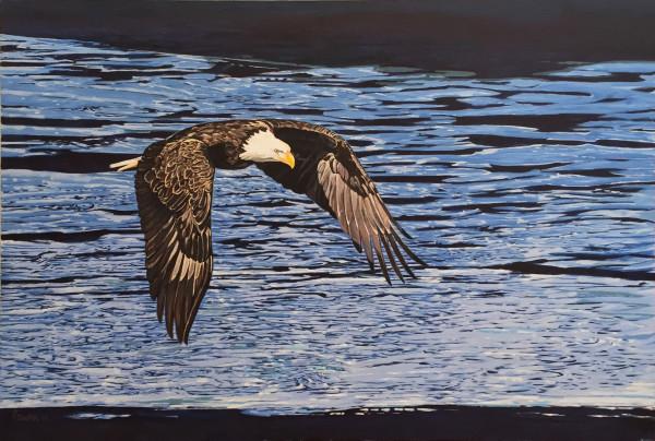 Fishing by Carol Rowan