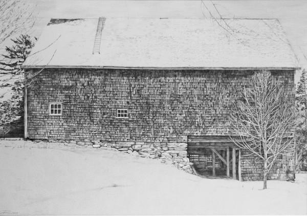 Getting the New Roof by Carol Rowan