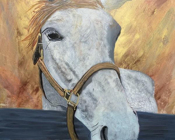 Horse by Deborah A. Berlin