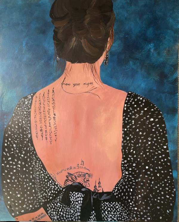 Angelina by Deborah A. Berlin