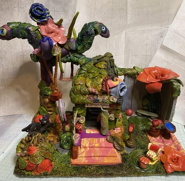Sprague Hollow by Deborah A. Berlin