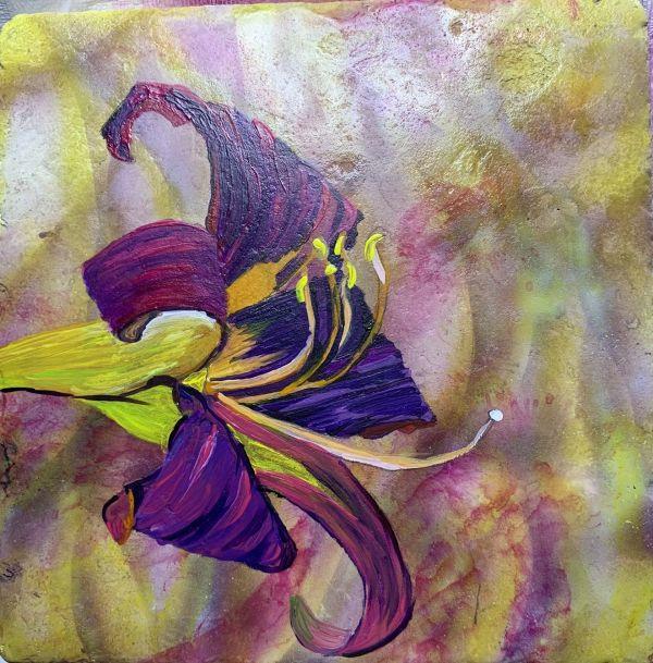 Lily 3 by Deborah A. Berlin