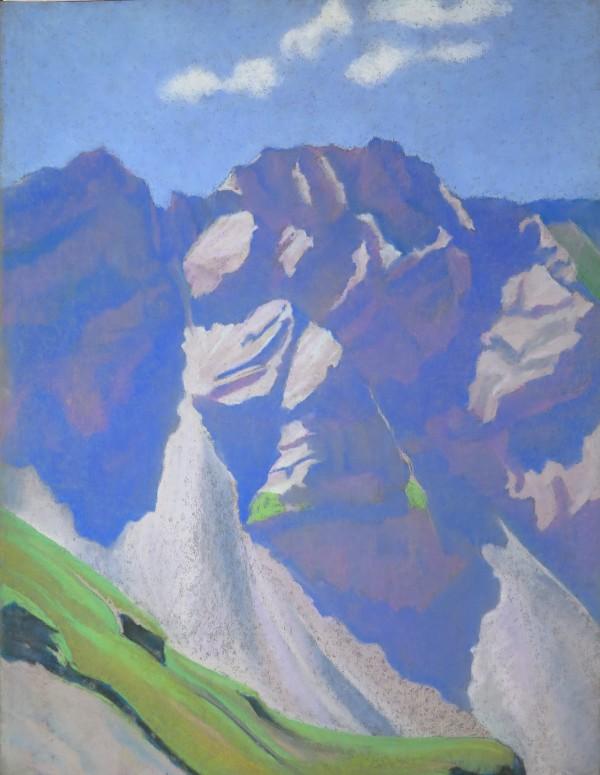 Alpes by LECOULTRE John-Francis (1905-1990)