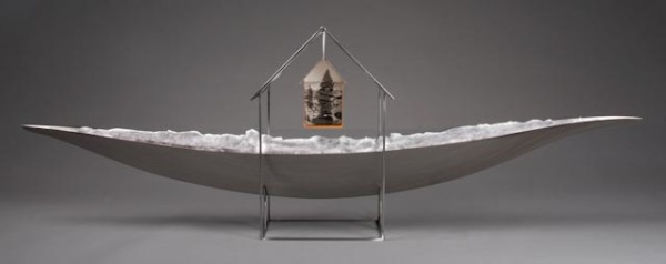 Cairn Boat by Julie and Ken Girardini