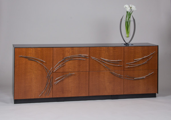 Office Console by Julie and Ken Girardini