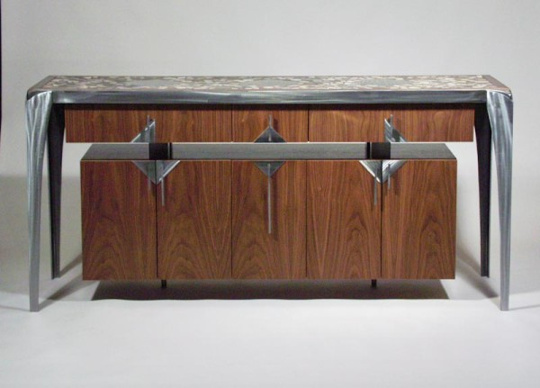 Dining Console/Sideboard by Julie and Ken Girardini