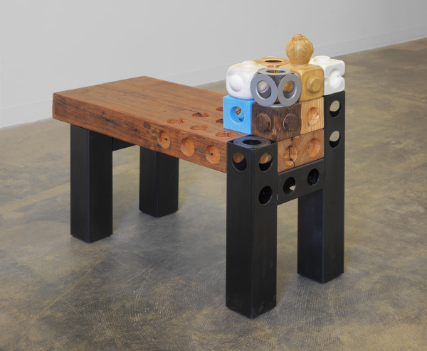 Workbench by Andrew Mowbray